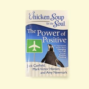 CHICKEN SOUP FOR THE SOUL - book